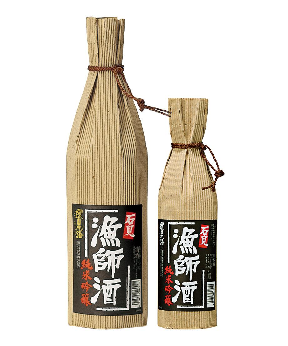 環日本海 純米吟醸 石見漁師酒